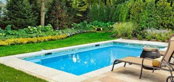 Vlastní bazén na zahradě
